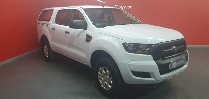 2018 Ford Ranger 2.2TDCi XL Double Cab Bakkie Mpumalanga Delmas_0
