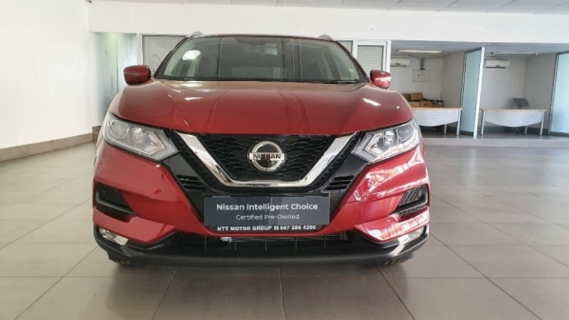 2020 Nissan Qashqai 1.5 dCi Acenta plus North West Province Klerksdorp_0