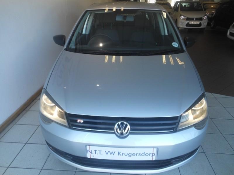 2017 Volkswagen Polo Vivo GP 1.4 Conceptline 5-Door Gauteng Krugersdorp_0