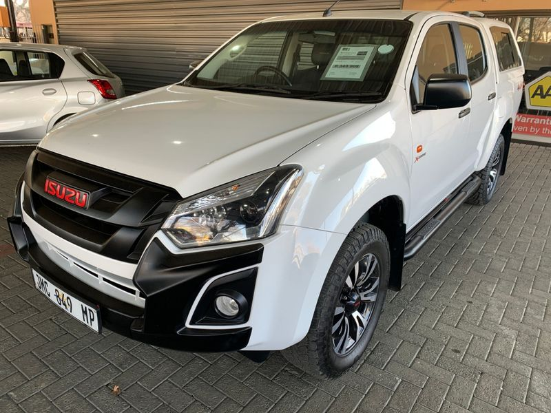 2018 Isuzu KB Series KB 250 D-TEQ HO X-Rider 4X4 Double Cab Bakkie Mpumalanga Secunda_0