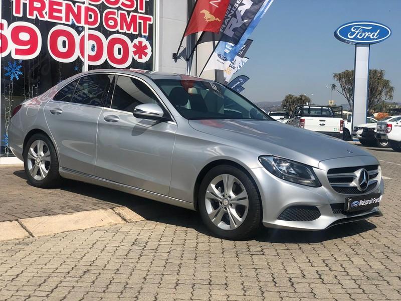 2017 Mercedes-Benz C-Class C180 Avantgarde Auto Mpumalanga Nelspruit_0