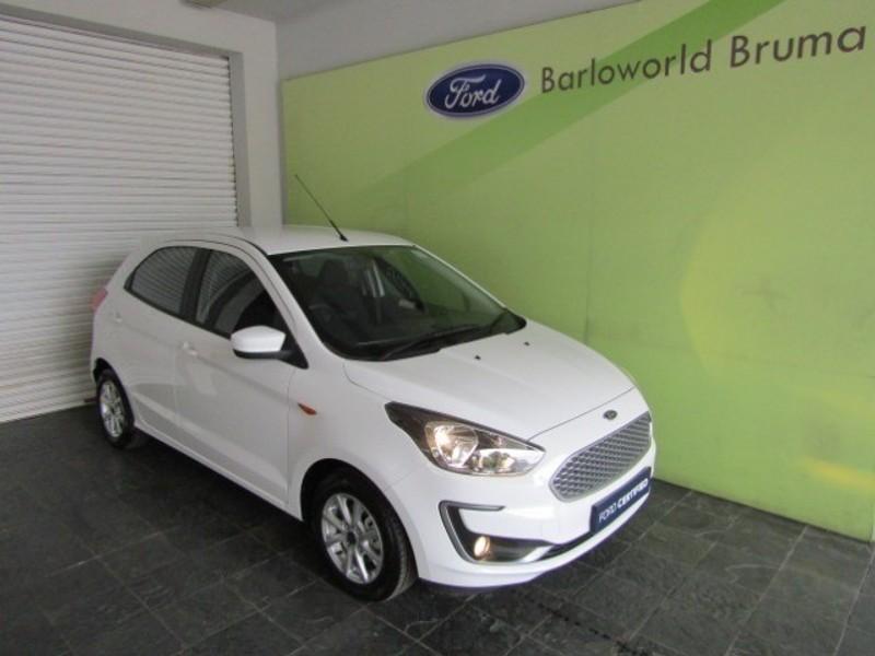 2020 Ford Figo 1.5Ti VCT Trend Auto 5-Door Gauteng Johannesburg_0