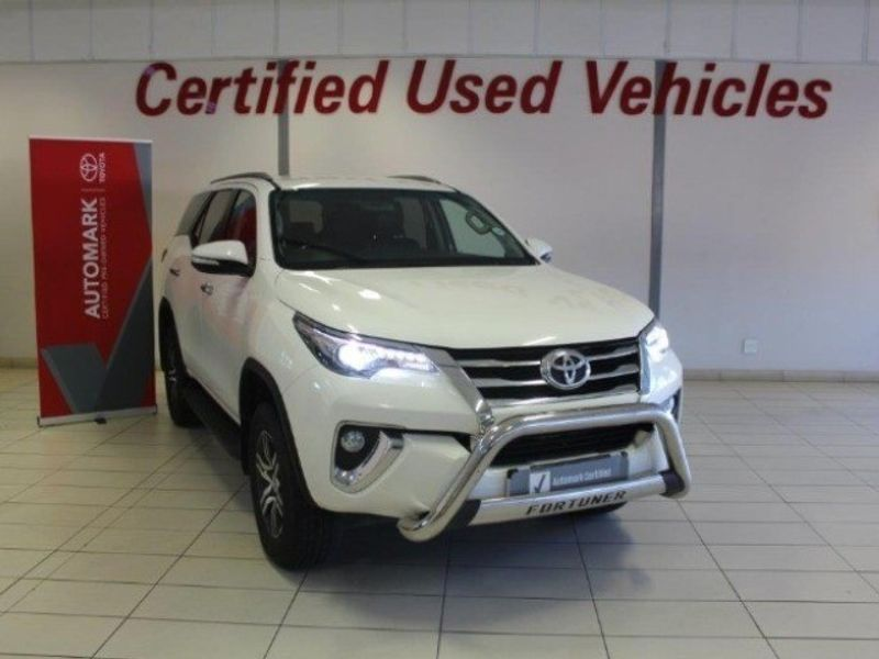 2016 Toyota Fortuner 2.8GD-6 4X4 Western Cape Stellenbosch_0