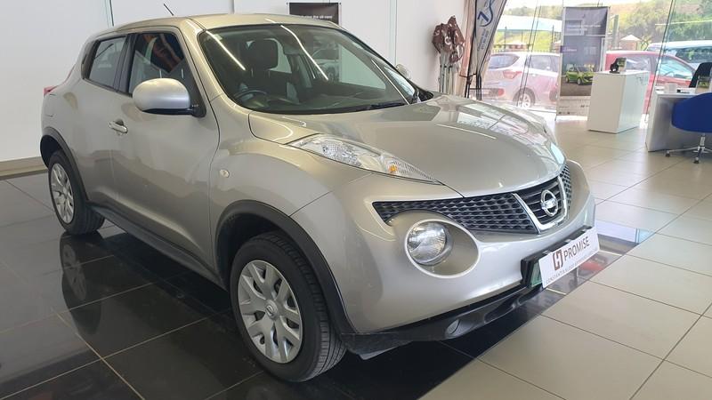 2014 Nissan Juke 1.6 Acenta  Gauteng Roodepoort_0