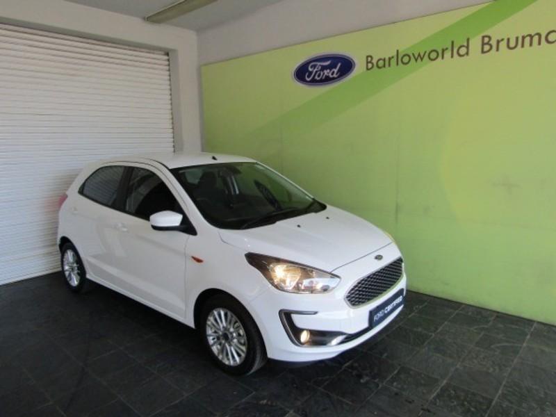 2020 Ford Figo 1.5Ti VCT Titanium 5DR Gauteng Johannesburg_0