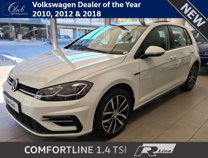 2020 Volkswagen Golf VII 1.4 TSI Comfortline DSG Gauteng Johannesburg_0