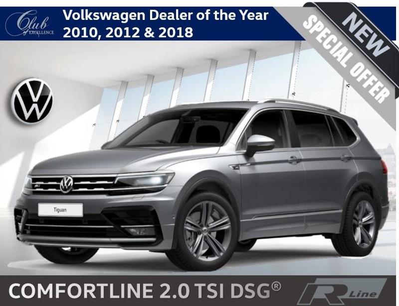 2020 Volkswagen Tiguan Allspace  2.0 TSI Comfortline 4MOT DSG 132KW Gauteng Johannesburg_0