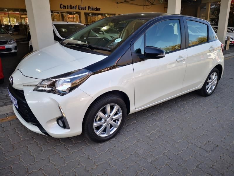 2018 Toyota Yaris 1.0 Pulse 5-Door Gauteng Pretoria_0