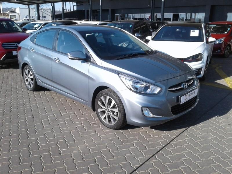 2018 Hyundai Accent 1.6 Gls At  Gauteng Roodepoort_0