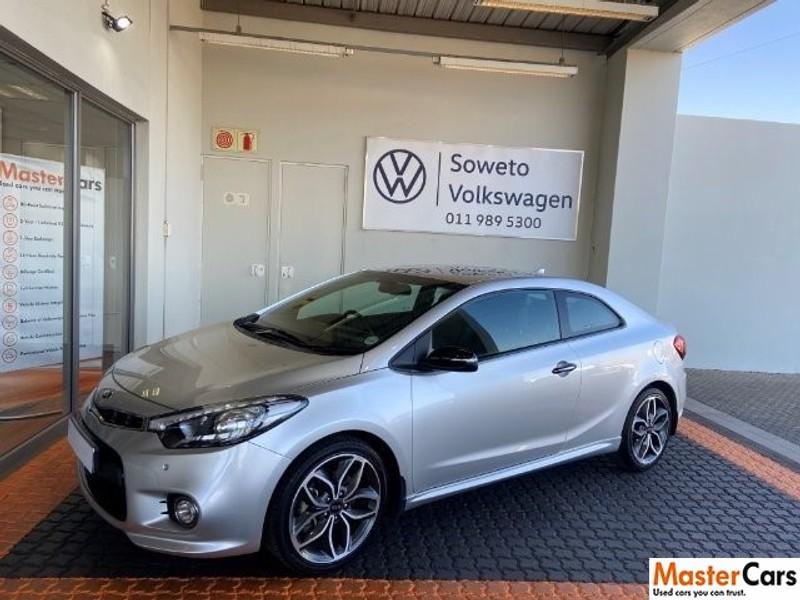2014 Kia Cerato KOUP 1.6T GDi Auto Gauteng Soweto_0