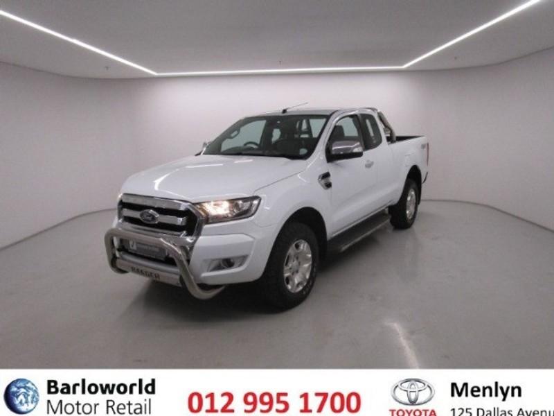 2018 Ford Ranger 3.2TDCi XLT 4X4 AT PU SUPCAB Gauteng Pretoria_0
