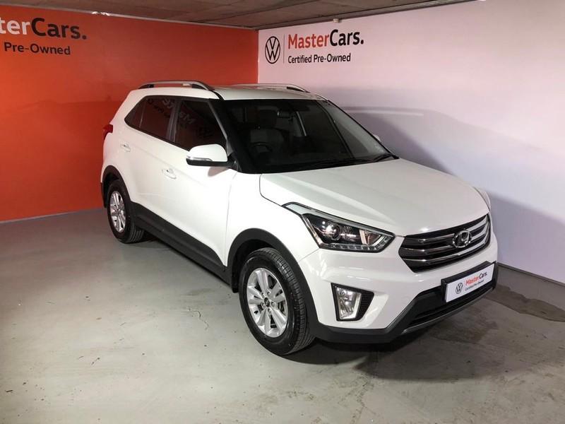 2017 Hyundai Creta 1.6 Executive Auto Gauteng Johannesburg_0