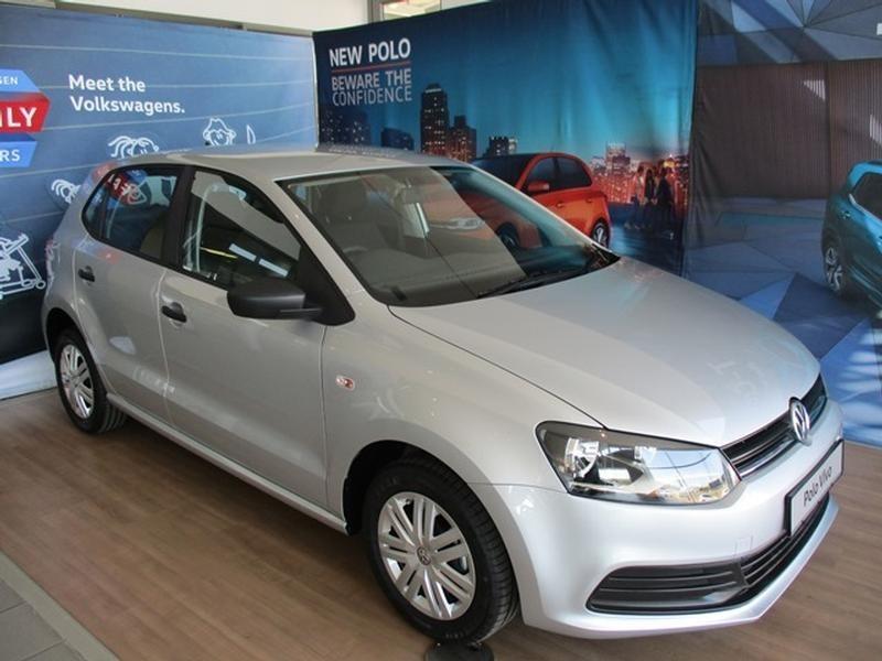 2020 Volkswagen Polo Vivo 1.4 Trendline 5-Door North West Province Rustenburg_0