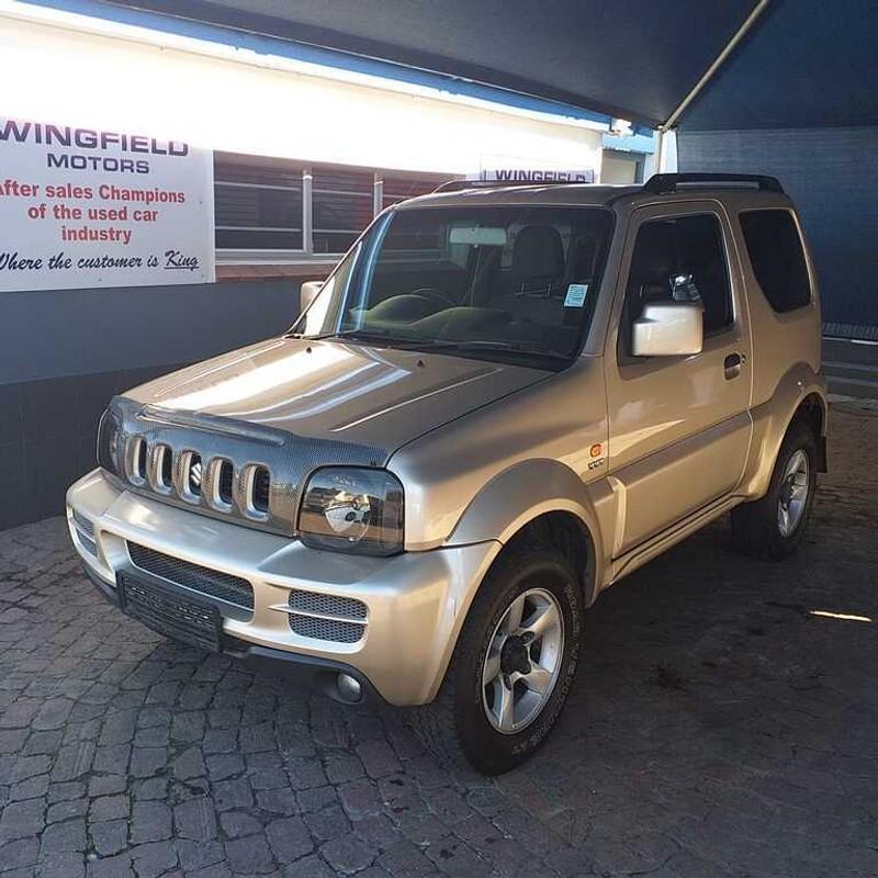 2008 Suzuki Jimny 1.3  Western Cape Kuils River_0