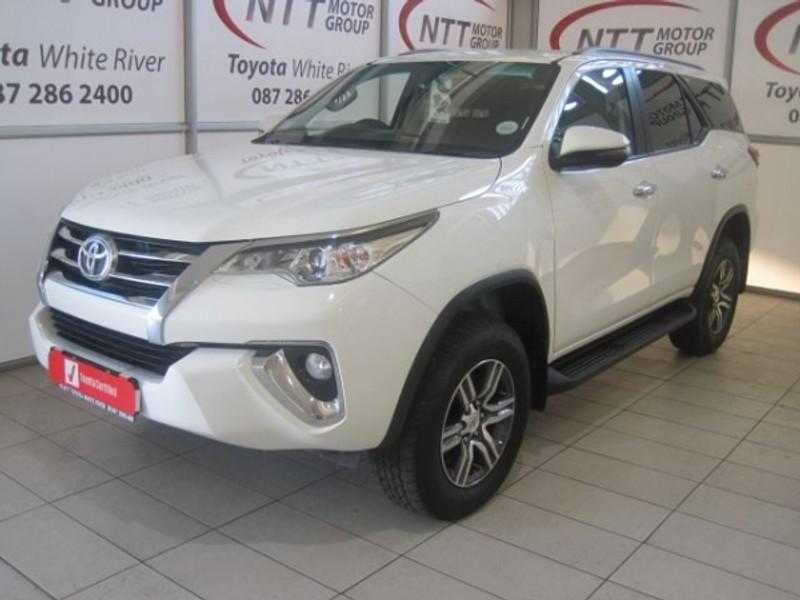 2019 Toyota Fortuner 2.4GD-6 4X4 Auto Mpumalanga White River_0