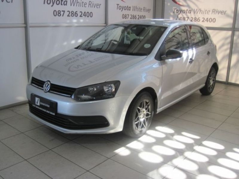 2017 Volkswagen Polo GP 1.0 TSI Bluemotion Mpumalanga White River_0