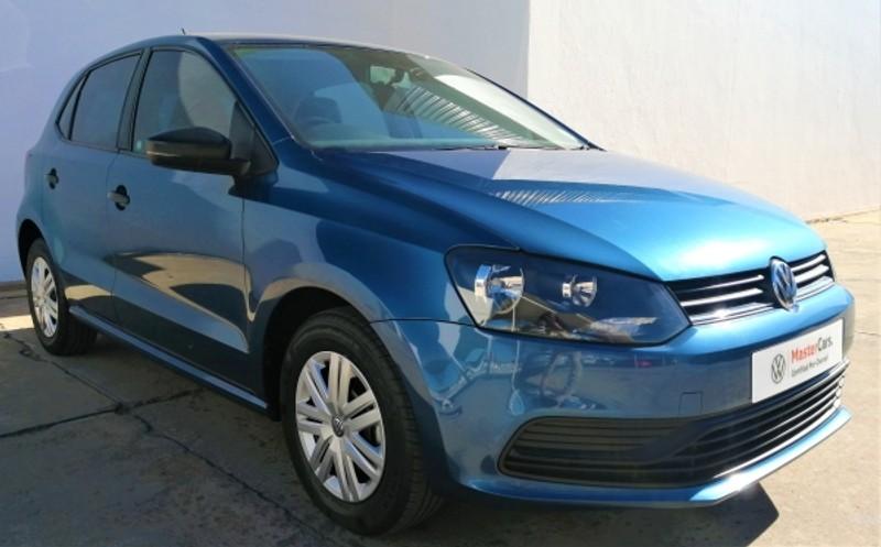 2017 Volkswagen Polo 1.2 TSI Trendline 66KW Western Cape Worcester_0