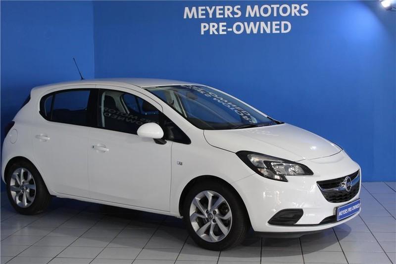 2018 Opel Corsa 1.0T Enjoy 5-Door Eastern Cape East London_0