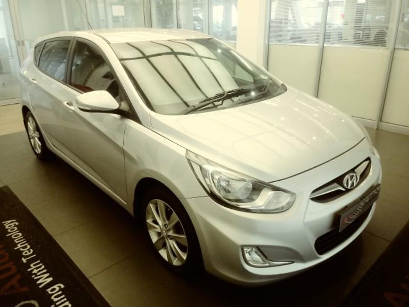 2014 Hyundai Accent 1.6 Fluid 5-Door Kwazulu Natal Durban_0