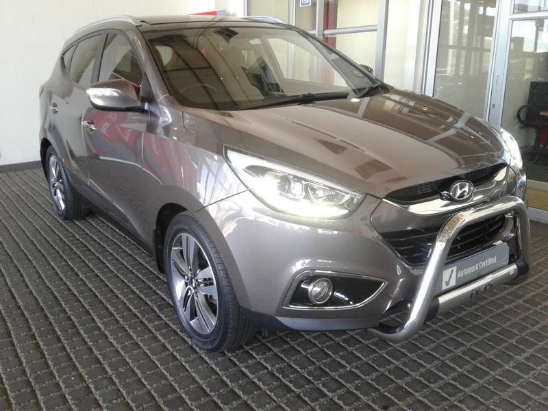 2015 Hyundai iX35 2.0 CRDi Elite Gauteng Rosettenville_0