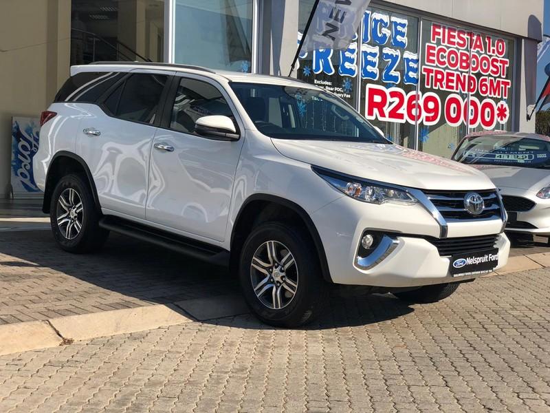 2019 Toyota Fortuner 2.4GD-6 RB Auto Mpumalanga Nelspruit_0