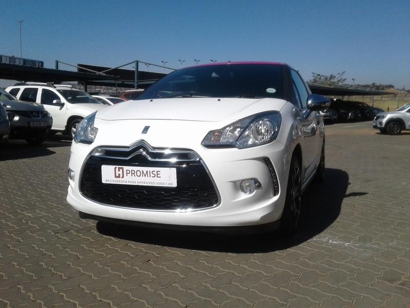 2012 Citroen DS3 1.6 Thp Sport 3dr  Gauteng Roodepoort_0