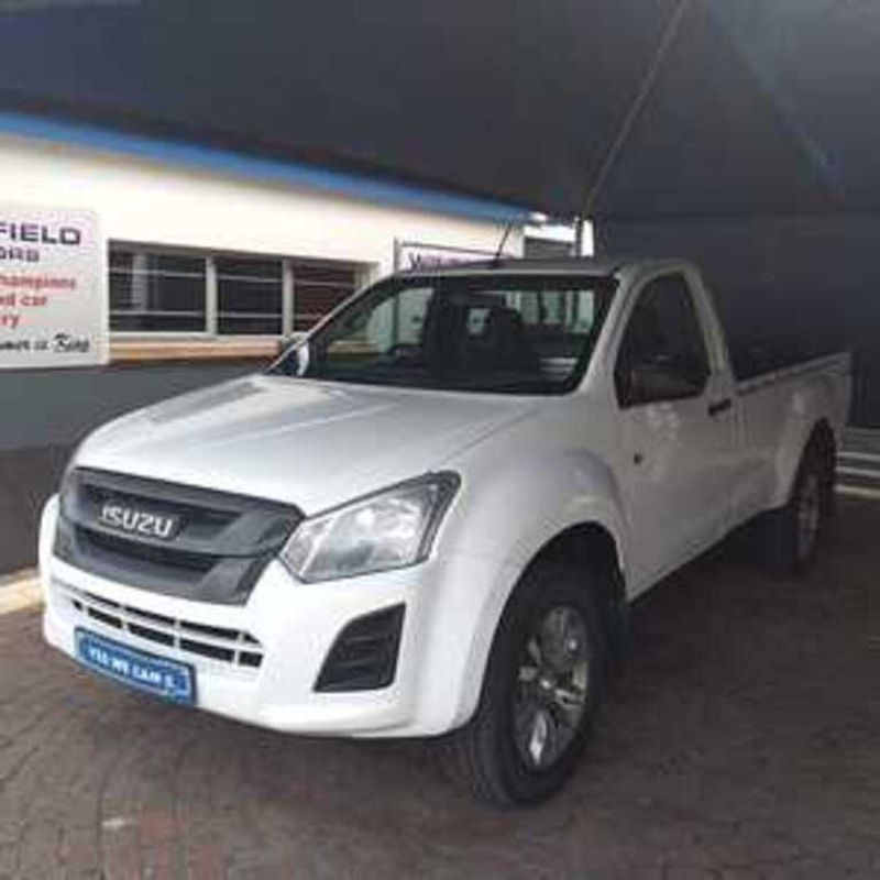 2018 Isuzu KB Series 250 D-TEQ HO HI Rider 4X4 Single Cab Bakkie Western Cape Kuils River_0