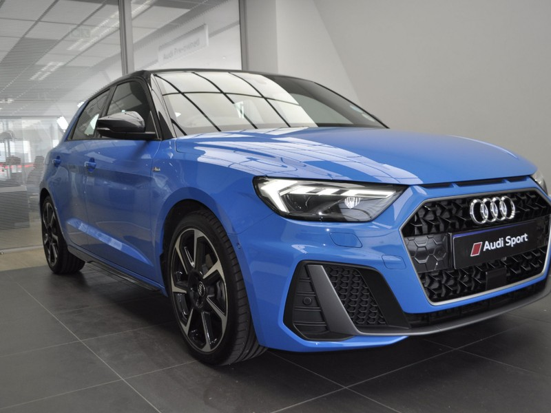 2019 Audi A1 Sportback 1.4 TFSI S-LINE S Tronic 35 TFSI Eastern Cape Port Elizabeth_0
