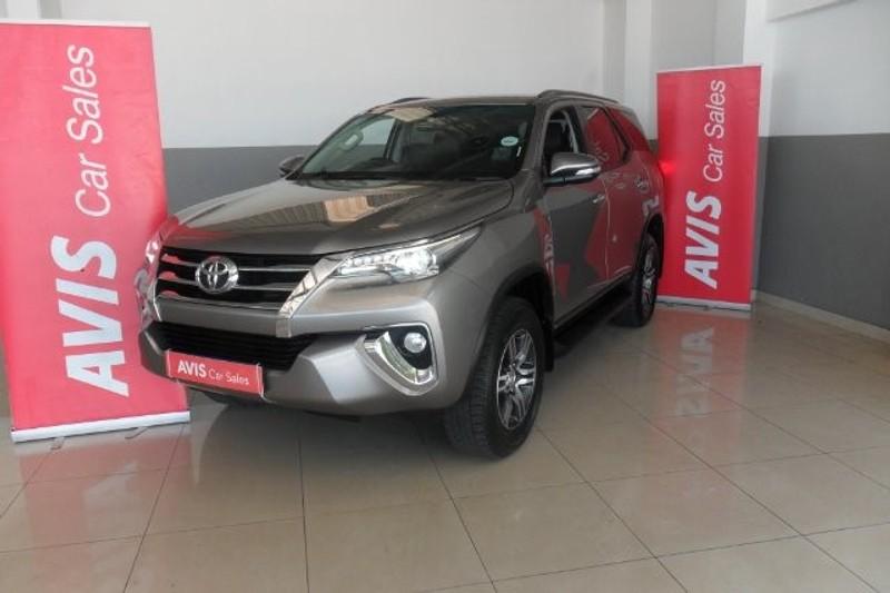 2018 Toyota Fortuner 2.4GD-6 RB Auto Kwazulu Natal Pinetown_0