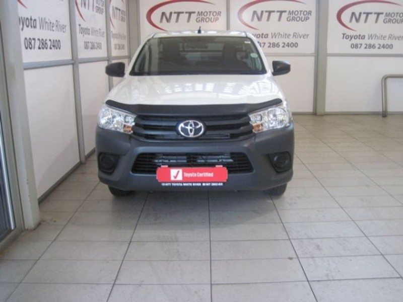 2020 Toyota Hilux 2.4 GD Single Cab Bakkie Mpumalanga White River_0