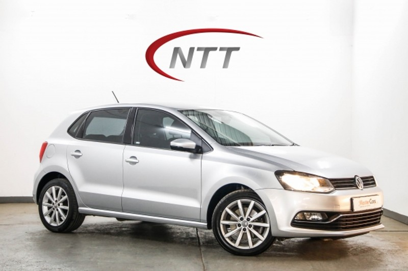 2014 Volkswagen Polo 1.2 TSI Highline DSG 81KW North West Province Potchefstroom_0