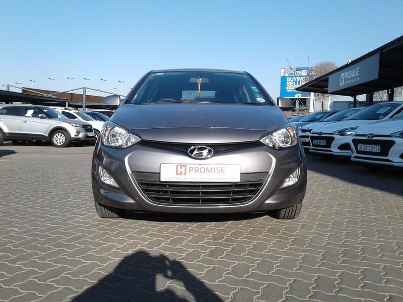 2015 Hyundai i20 1.4 Fluid At  Gauteng Roodepoort_0