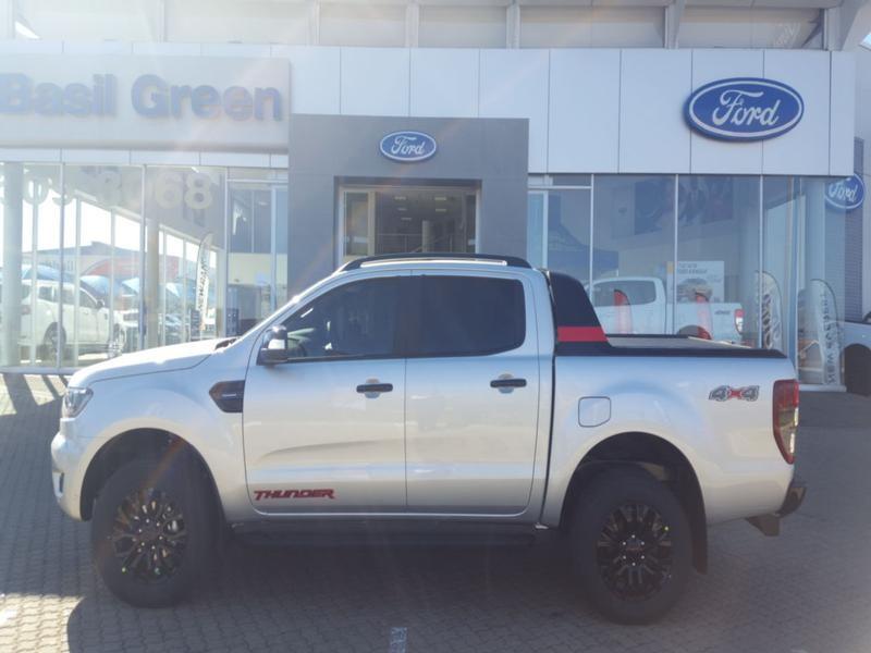 2020 Ford Ranger 2.0TDCi WILDTRAK 4X4 Auto Double Cab Bakkie Gauteng Johannesburg_0