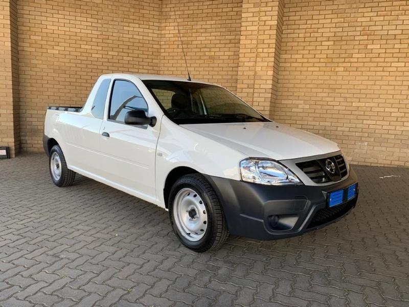 2019 Nissan NP200 1.6 S dual Airbags Pu Sc  Gauteng Johannesburg_0