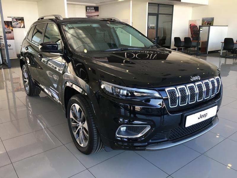 2020 Jeep Cherokee 3.2 Overland Auto Gauteng Johannesburg_0