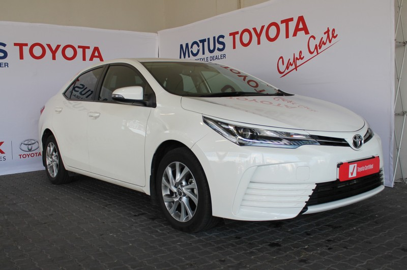 2020 Toyota Corolla Quest 1.8 Exclusive CVT Western Cape Brackenfell_0