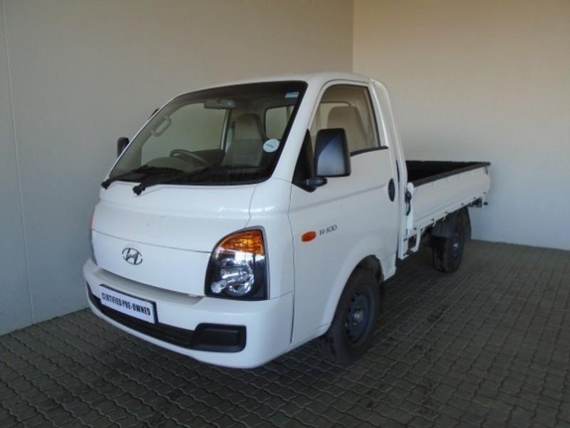 2019 Hyundai H100 Bakkie 2.6d Fc Ds  Gauteng Johannesburg_0