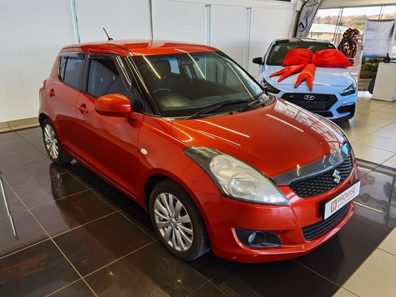 2012 Suzuki Swift 1.4 Gls  Gauteng Roodepoort_0