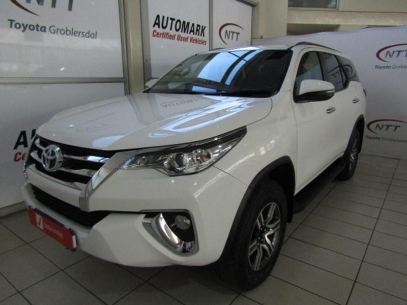 2019 Toyota Fortuner 2.4GD-6 4X4 Auto Limpopo Groblersdal_0