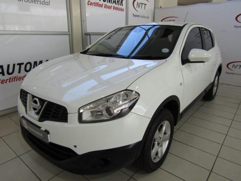 2011 Nissan Qashqai 1.6 Acenta  Limpopo Groblersdal_0