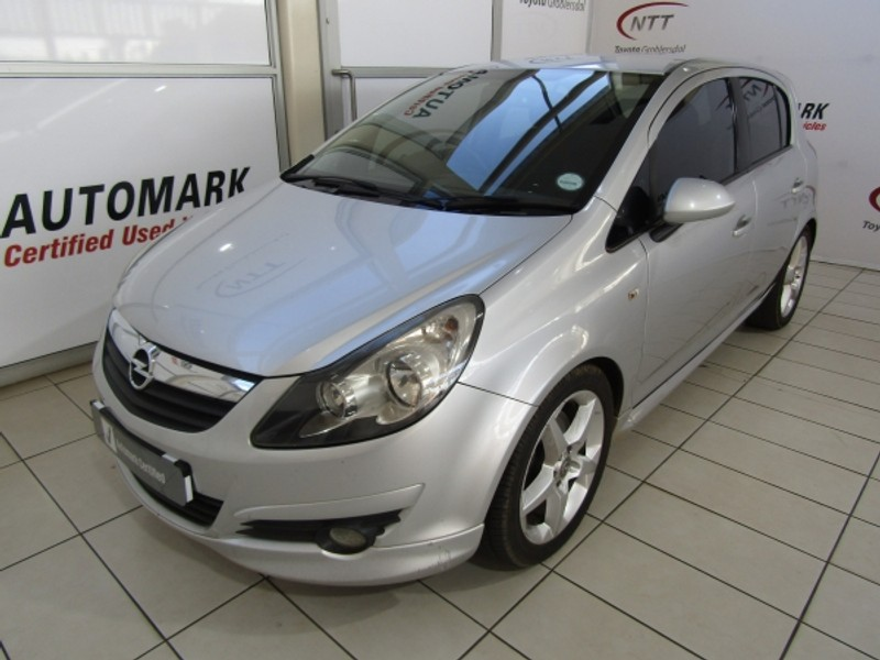 2012 Opel Corsa 1.6 Sport 5dr  Limpopo Groblersdal_0