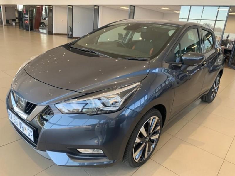 2019 Nissan Micra 900T Acente Plus Tech Kwazulu Natal Newcastle_0