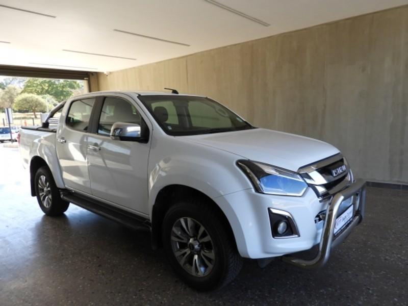 2018 Isuzu KB Series 300 D-TEQ LX Double Cab Bakkie Limpopo Tzaneen_0