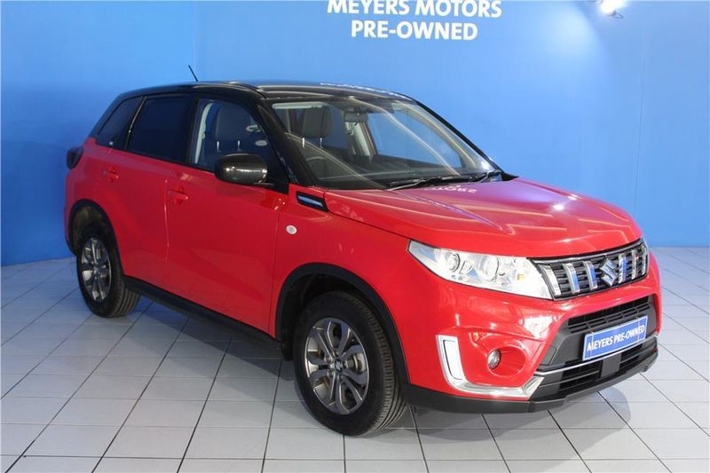 2019 Suzuki Vitara 1.6 GL Auto Eastern Cape East London_0