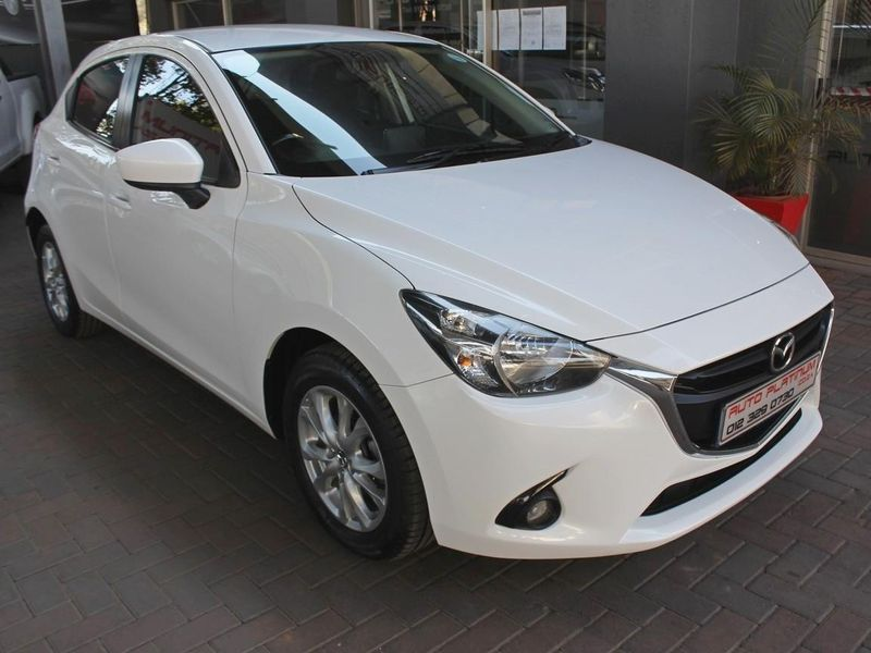 2016 Mazda 2 1.5 Dynamic 5-Door Gauteng Pretoria_0