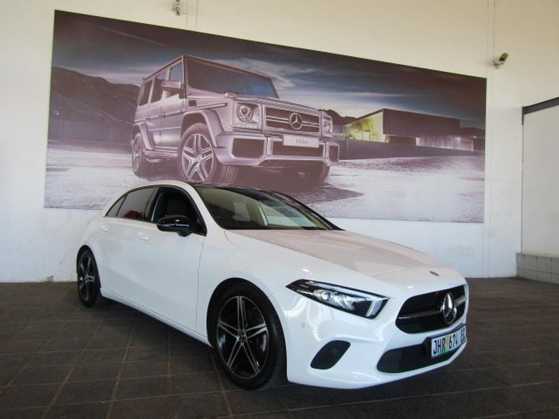 2019 Mercedes-Benz A-Class A 200 Auto Gauteng Midrand_0