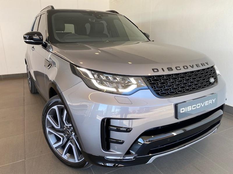 2020 Land Rover Discovery 3.0 TD6 HSE Gauteng Johannesburg_0
