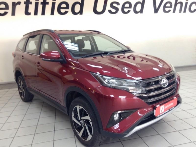 2020 Toyota Rush 1.5 Auto Limpopo Tzaneen_0