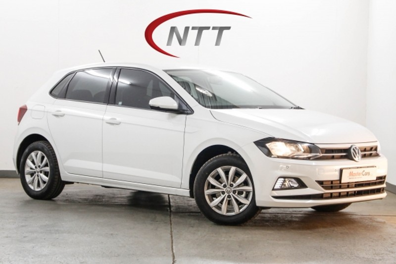 2020 Volkswagen Polo 1.0 TSI Comfortline North West Province Potchefstroom_0