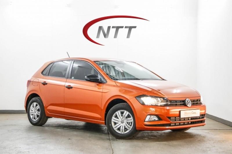 2020 Volkswagen Polo 1.0 TSI Trendline North West Province Potchefstroom_0